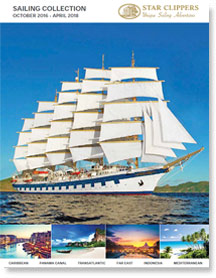 no single supplement cruises No Single Supplement Cruises from Star Clippers Star Clippers Brochure USA