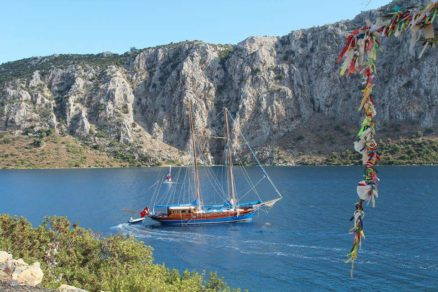 Blue Voyage Sailing in Turkey