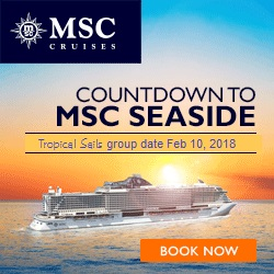 cruise from miami MSC Seaside Cruise from Miami 2018 Tropical Sails Crop cruise from Miami