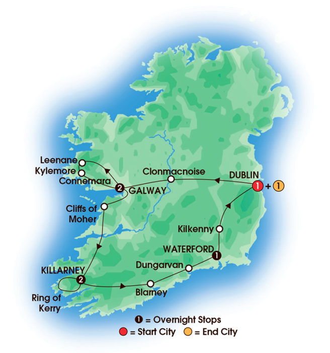2017 Irish Gold 8 Day Tours to Ireland tours to ireland Spring Sale Tours to Ireland 2017 Irish Gold 8 Day Tours to Ireland