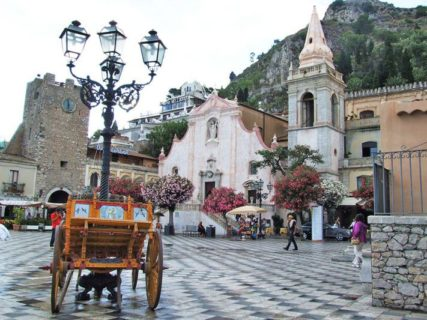 Fly and Drive Sicily Tours