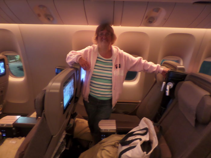 China Airlines Premium Economy China Airlines Premium Economy Review China Airlines Premium Economy Section