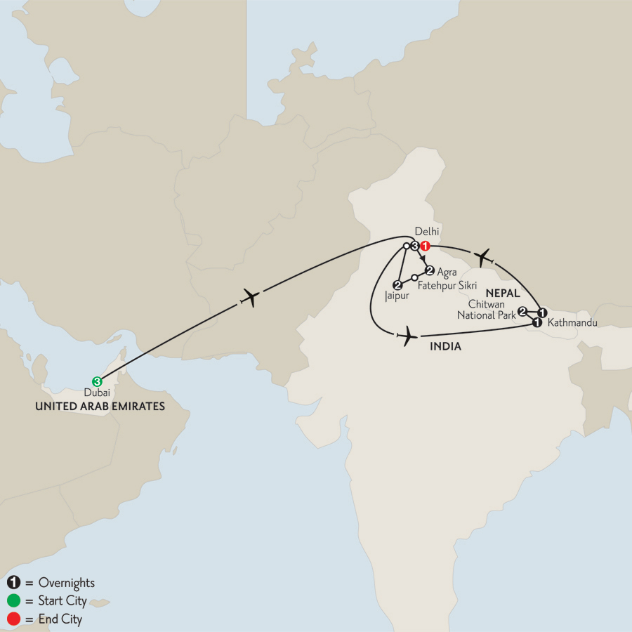 World map showing india dubai electrical wire spools free raci dubai delhi agra nepal tour map tropical sails corp travel agency iaig iaig world map showing india dubai world map showing india dubai gumiabroncs Image collections