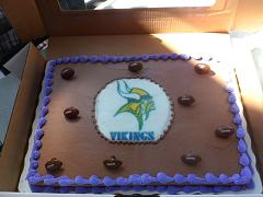EPVC 15th Year Cake