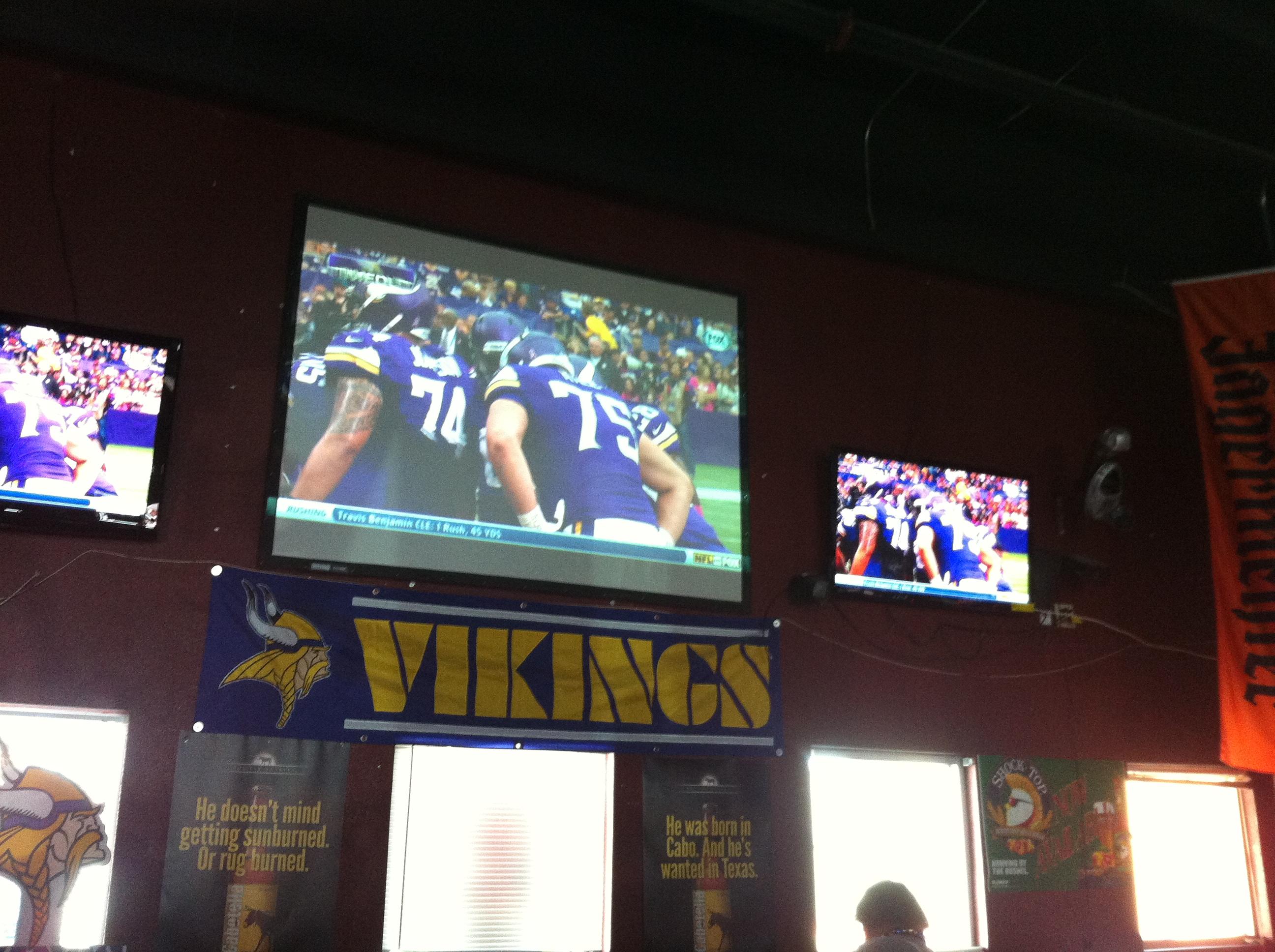 EPVC Mavericks TVs