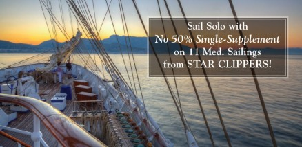 Summer 2014 Cruises without Single Supplements