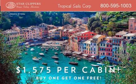 Star Clippers Mediterranean Sale 2015