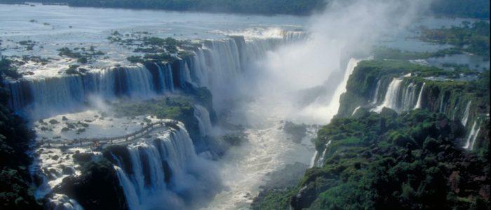 argentina eclipse Argentina Eclipse Tour 2019 Iguazu Falls View